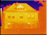 Épület termográfia